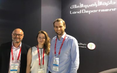 Thrupny and Bitmeex discuss how to speed up crypto real estate investment at CITYSCAPE