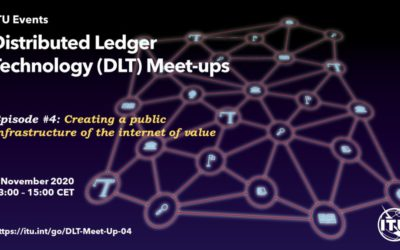 ITU Distributed Ledger-Technologie